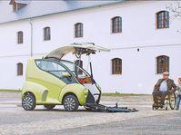 Фото: официальный фейсбук компании Elbee Mobility