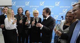 Les affaires publiques, photo: CTK