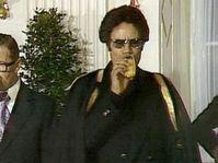 Mouammar Kadhafi a visité la Tchécoslovaquie à deux reprises en 1978 et 1982, photo: CT24