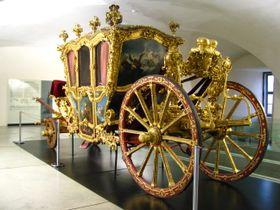 El coche del Arzobispo, foto: Kristýna Maková