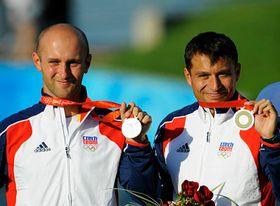 Jaroslav Volf and Ondřej Štěpánek, photo: CTK