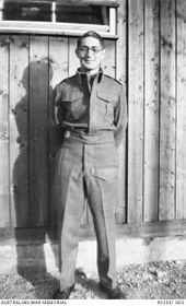 Lawrence Saywell, photo: Australian War Memorial, Public Domain