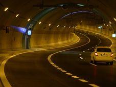 Le tunnel Blanka, photo: ČTK