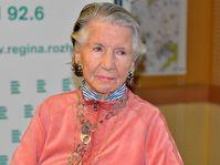 Meda Mládková, foto: Eva Dvořáková, archiv ČRo