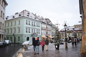 Вифлеемская площадь, фото: Екатерина Сташевская