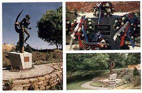 Pomník obětem komunistického režimu, foto: Miloslav Stehlík