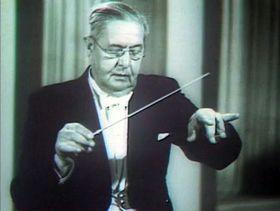 Václav Talich, foto: ČT