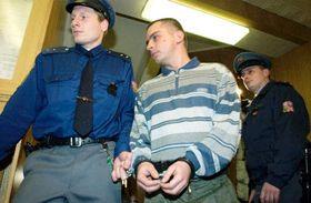 Emil Novotný uObvodnímu soudu pro Prahu 6, který mu potvrdil trest thajského soudu, foto: ČTK