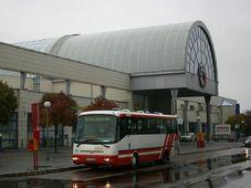 Электробус SOR B9.5 в Братиславе, Фото: A7036/CC BY 3.0 Открытый источник