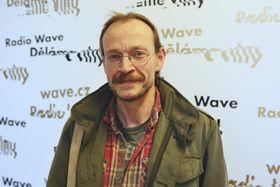 Павел Гошек, фото: Барбора Линкова, ČRo