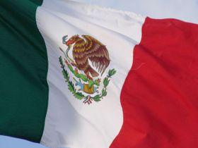Bandera de México, foto: Juan Carlos Arellano / Stock.XCHNG