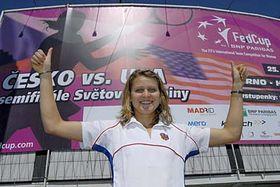 Lucie Šafářová, foto: CTK