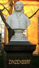 Graf Zinzendorf (Foto: Wikimedia Commons Free Domain)