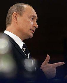 Presidente ruso, Vladimir Putin (Foto: CTK)