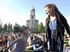 Festival Mezi ploty (Photo: CTK)
