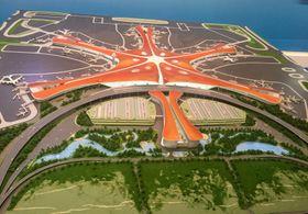 Визуализация аэропорта Дасин, фото: N509FZ, Wikimedia Commons, CC BY-SA 4.0