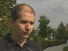 Ivo Raisr, photo: Czech Television