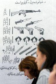 Manual de la matemática - Afganistan, foto: CTK