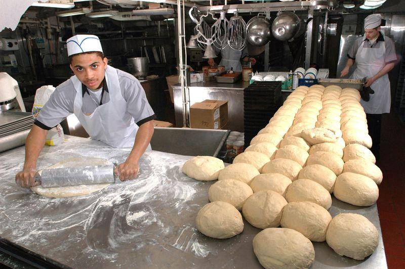 Bäcker - pekař (Foto: skeeze, Pixabay / CC0)