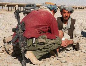 Afganistán, Foto: CTK