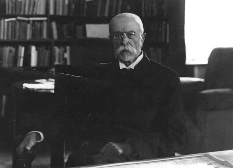 Tomáš Garrigue Masaryk, foto: free domain