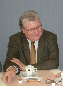 Stiftungsdirektor Franz Pany