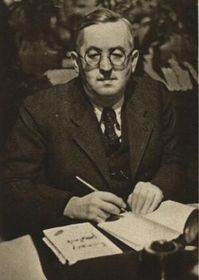 Josef Čapek en 1937, photo: public domain