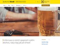 Photo: Site officiel d'Alkohol škodí