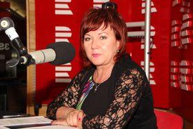 Alena Schillerová, foto: Prokop Havel, ČRo