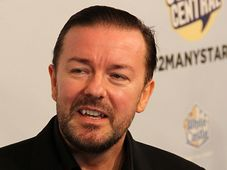 Ricky Gervais, photo: Thomas Atilla Lewis, CC 2.0 license
