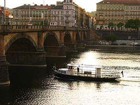 Palackého most, photo: Kristýna Maková