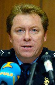 Policejní prezident Vladislav Husák, foto: ČTK