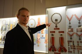 Ян Бидерман, фото: Эва Туречкова