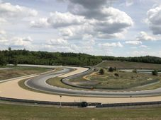 Automotodrom Brno (Foto: Petr Tichý, Archiv des Tschechischen Rundfunks)