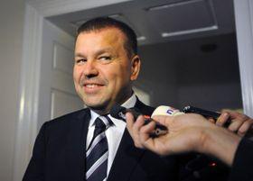 Petr Tluchoř, foto: ČTK