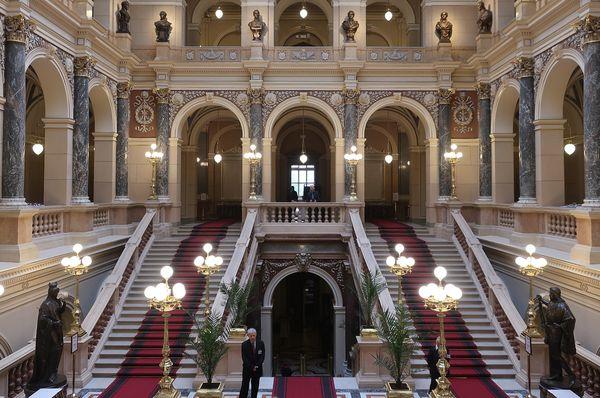 Le Musée national, photo: Eliška Kubánková