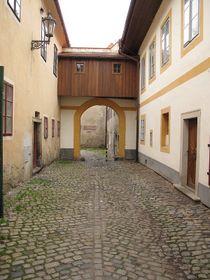 Convento de los Minoritas de Český Krumlov, foto: Juandev, CC BY-SA 3.0