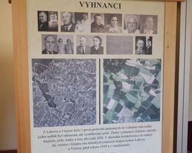 """Ausstellung """"Vyhnanci"""" (Foto: Martina Schneibergová)"""