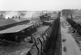 Bergen-Belsen, photo: Wikimedia Commons, public domain