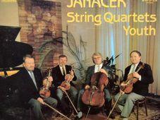 Quatuor Talich, composé de Petr Messiereur, Jan Kvapil, Evžen Rattay, Jan Talich Sr., photo: Supraphon