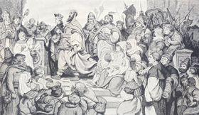 El concilio de Basilea