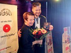 Martin Chodúr a Hana Maciuchová, foto: Zdeňka Kuchyňová