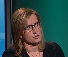 Karla Šlechtová, photo : ČT