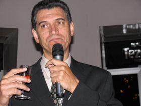 Jesús Hernández, maestro tequilero