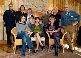 Czech Press Photo jury, photo: CTK