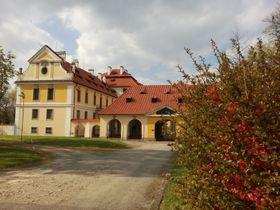 Збраславский замок, Фото: Екатерина Сташевская, Чешское радио - Радио Прага