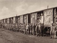 Trans-Siberian railroad, photo: www.czechlegion.com