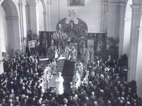 Освящение храма св. Кирилла и Мефодия, Фото: архив Мартина Йиндры