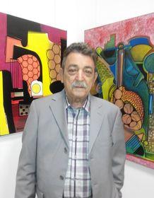 Ángel Alfonso Castillo, foto: Dominika Bernáthová