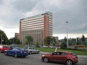 Edificio 21, foto: Gonzalo Núñez